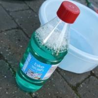 Balje og bike wash, Batavus, Klargøring