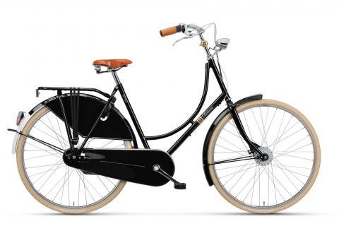 Batavus Cykel - Klassisk Cykel - Damecykel - Old Dutch Deluxe 2017