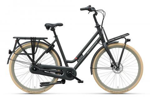 Batavus Cykel - Klassisk Cykel - Unisex Cykel - Herrecykel - Damecykel - Quip X-Cargo 2020
