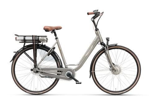 Batavus Cykel - Elcykel - Damecykel - Herrecykel - Unisex Cykel - Genova E-go® 2017