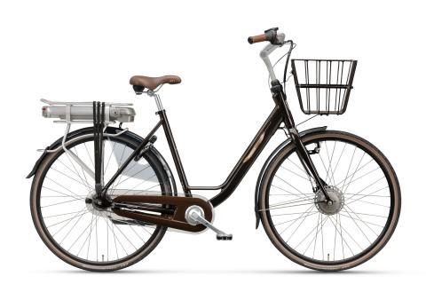 Batavus Cykel - Elcykel - Damecykel - Herrecykel - Unisex Cykel - Torino E-go® 2017