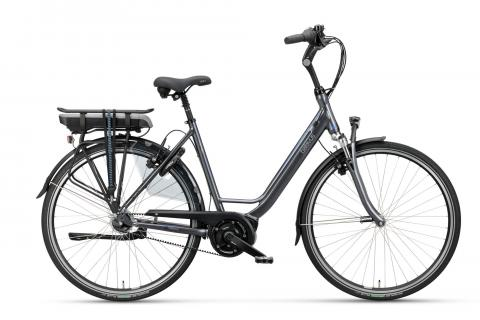 Batavus Cykel - Elcykel - Damecykel - Herrecykel - Unisex Cykel - Wayz E-go® Belt Active Plus 2019