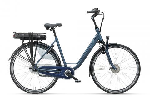 Batavus Cykel - Elcykel - Damecykel - Herrecykel - Unisex Cykel - Genova E-go® 2018