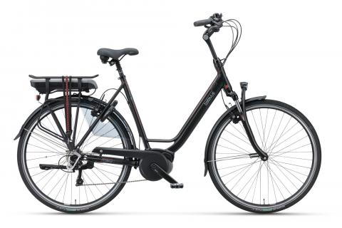 Batavus Cykel - Elcykel - Unisex cykel - Damecykel - Herrecykel - Fuze E-go® Active Plus 2019