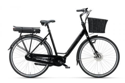 Batavus Cykel - Elcykel - Damecykel - Herrecykel - Unisex Cykel - Napoli E-go® 2019