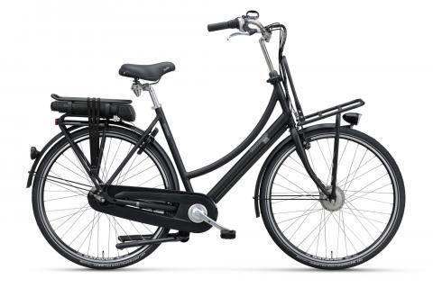 Batavus Cykel - Elcykel - Damecykel - Herrecykel - Unisex Cykel - CNCTD. E-go® 2019