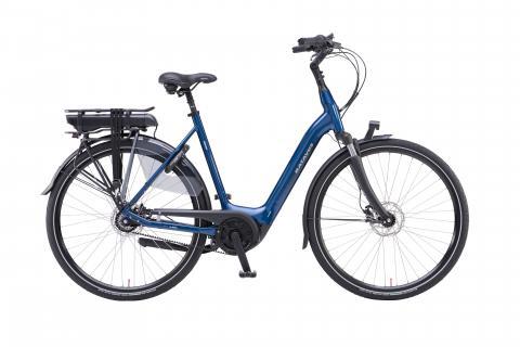 Batavus Cykel - Elcykel - Klassisk cykel - Unisex - Herrecykel - Damecykel - Garda-X Exclusive E-go® 2021