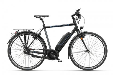 Batavus Cykel - Elcykel - Speed Pedelec - Herrecykel - Razer Turbo E-go 2019
