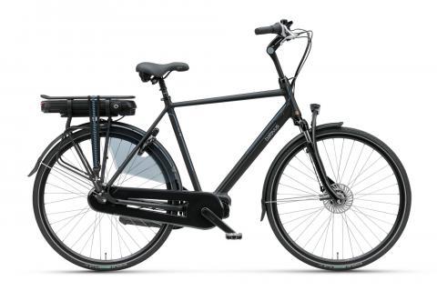 Batavus Cykel - Elcykel - Herrecykel - Wayz E-go® Deluxe 2019