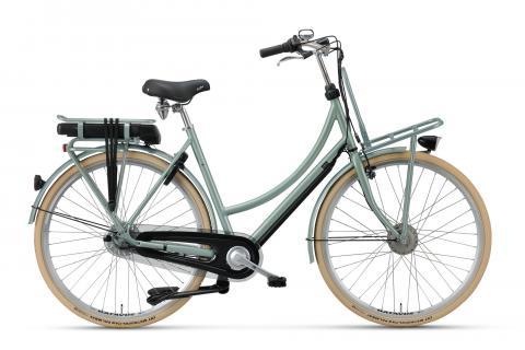 Batavus Cykel - Elcykel - Damecykel - Herrecykel - Unisex Cykel - CNCTD. E-go® 2018