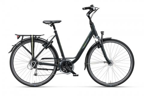 Batavus Cykel - Allround Cykel - Damecykel - Unisex Cykel - Herrecykel - Fuze Comfort 2017
