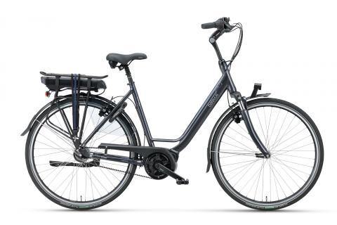 Batavus Cykel - Elcykel - Damecykel - Herrecykel - Unisex Cykel - Garda Exclusive E-go® 2020