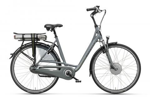 Batavus Cykel - Elcykel - Damecykel - Herrecykel - Unisex Cykel - Monaco E-go® 2018
