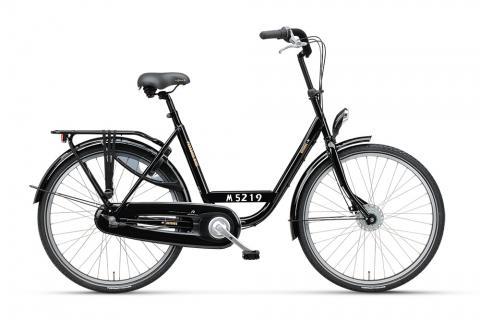 Batavus Cykel - Klassisk Cykel - Damecykel - Herrecykel Unisex Cykel - Personal Bike 3 2018