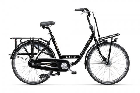 Batavus Cykel - Klassisk Cykel - Damecykel - Herrecykel - Unisex Cykel - Personal Bike Plus 3 2017