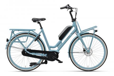Batavus Cykel - Elcykel - Damecykel - Quip E-Go® 2018