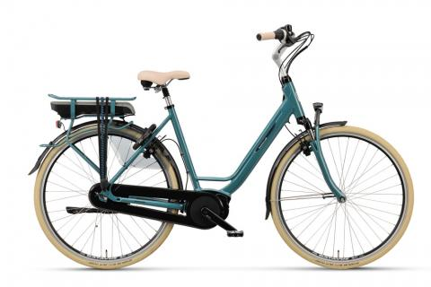 Batavus Cykel - Elcykel - Damecykel - Wayz E-go® Active 2018