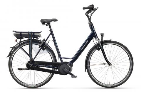 Batavus Cykel - Elcykel - Damecykel - Herrecykel - Unisex Cykel - Wayz E-go® Active Plus 2018