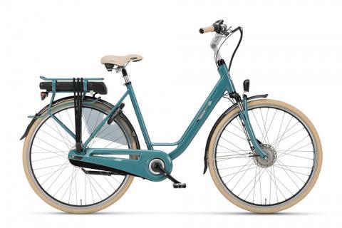 Batavus Cykel - Elcykel - Damecykel - Wayz E-go® Comfort 2017