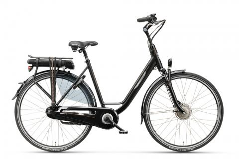 Batavus Cykel - Elcykel - Damecykel - Herrecykel - Unisex cykel - Wayz E-go® Comfort 2017