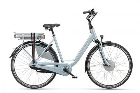 Batavus Cykel - Elcykel - Damecykel - Herrecykel - Unisex Cykel - Wayz E-go® Deluxe 2017